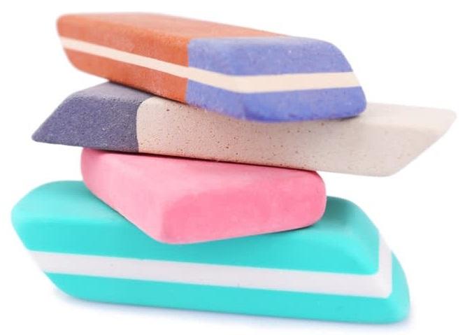 Стирательная резинка— ластик